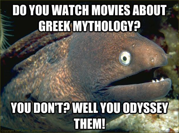 Image result for odyssey meme