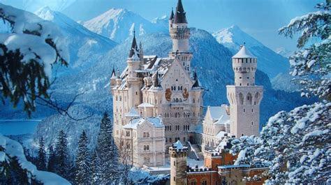 neuschwanstein castle wallpapers  desktop backgrounds