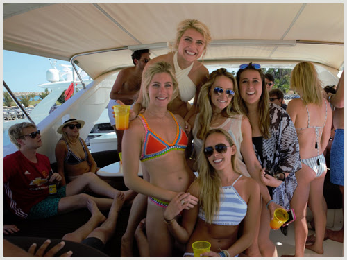 Party Boat Cabo | Event Boat Rentals Cabo | Cabo Party Boat Yacht Charters