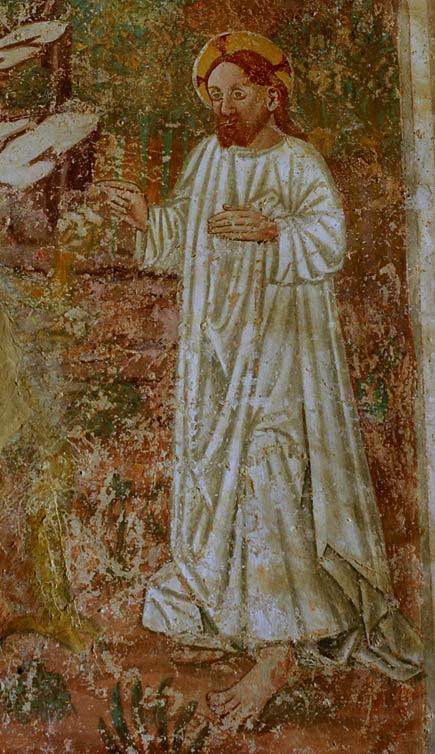 Pannello chiesa di Andagna