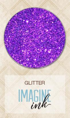 Glitter - Grape