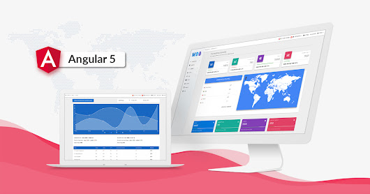 Angular 5, Bootstrap 4 and Material Design - Powerful and free UI KIT.