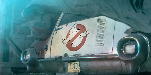 Jason Reitman's Ghostbusters Movie Sequel Gets a Teaser Trailer