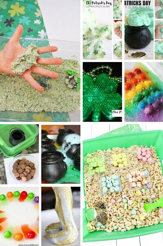 49 St. Patrick's Day Crafts for kids