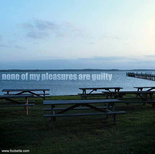 none of my pleasures