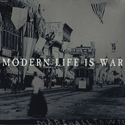 Modern Life Is War ‎– Witness LP (180g Vinyl)