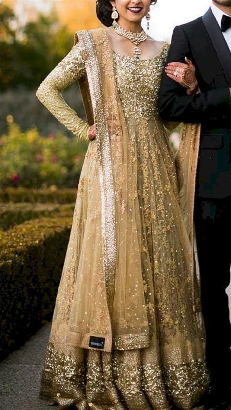 Indian Wedding Reception Dresses ? OOSILE