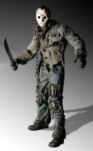 Evanam Bootscott Mezco Toyz Cinema Of Fear 12 Inch Jason