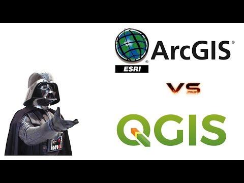 ¿Cuál es el mejor SIG de la actualidad? Herramientas 3D Qgis, ArcGis, Global Mapper, Surfer SIG.