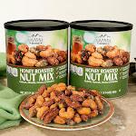 Savanna Orchards Honey Roasted Nut & Pistachios 30 oz, 2-pack
