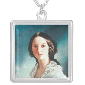 princess Feodora of Hohenlohe-Langenburg Personalized Necklace