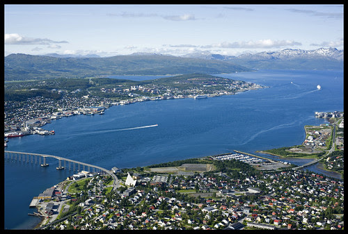 Tromsø to the Mountains by lewishamdreamer, on Flickr