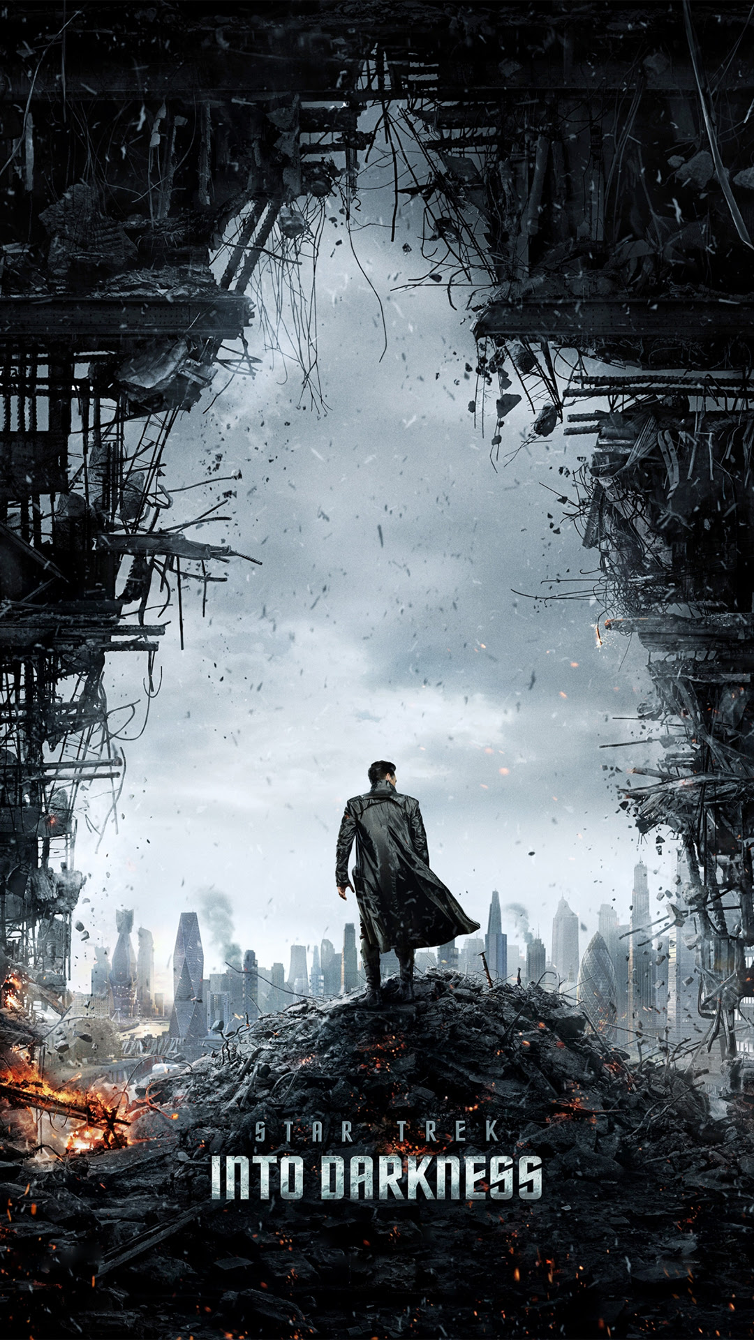 Star Trek Into Darkness Best Htc One Wallpapers Free And Easy