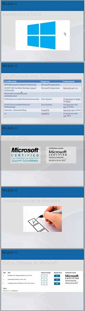 administración de servidores microsoft windows server 2012 video curso tutoriales español