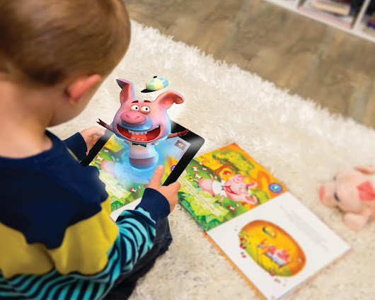 12 Companies Working on AR Technology for Kids - Touchstone Research