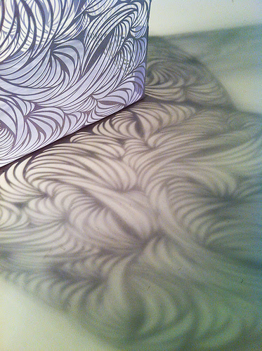 Cut-Paper-Structure-Waves