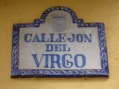 Callejón del Virgo