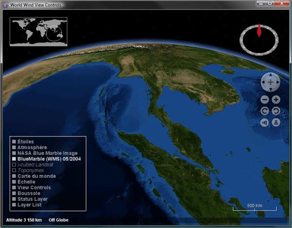 WWJ 0.6 On-screen layers