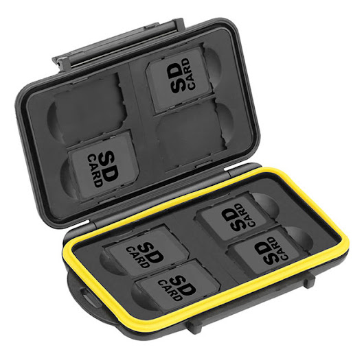 Save $10 on a Ruggard SD Memory Card Case - Just $7.95!