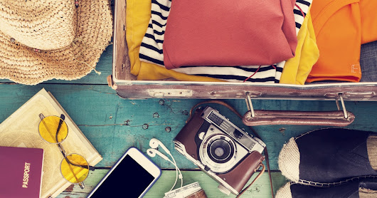 16 Things You Don't Need To Pack For A Spring Vacation Even If You Think You Should