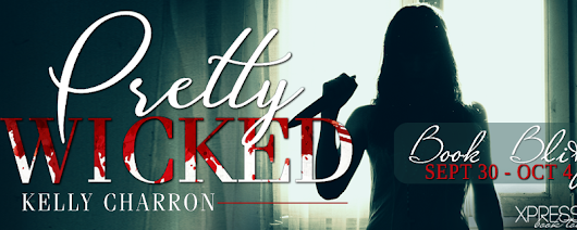 Book Blitz: Pretty Wicked by Kelly Charron + Giveaway