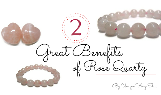 Two Great Benefits Rose Quartz can Bring you
