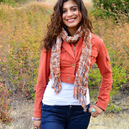 Fall Fashion Handcrafted Scarf Giveaway