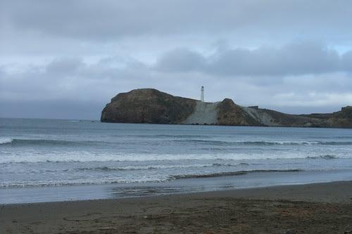 Castle Rock lighthouse