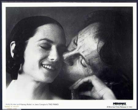 Imagen de 'El piano (1993)' - Ada y Baines