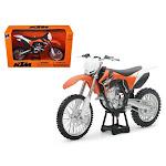 New Ray 44093 2011 KTM 350 SX-F Orange Dirt Bike Motorcycle 1-12