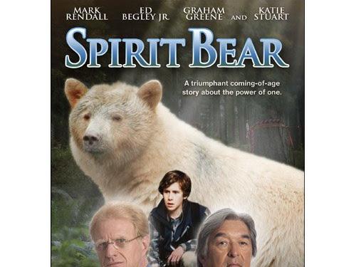 Touching Spirit Bear Movie Netflix
