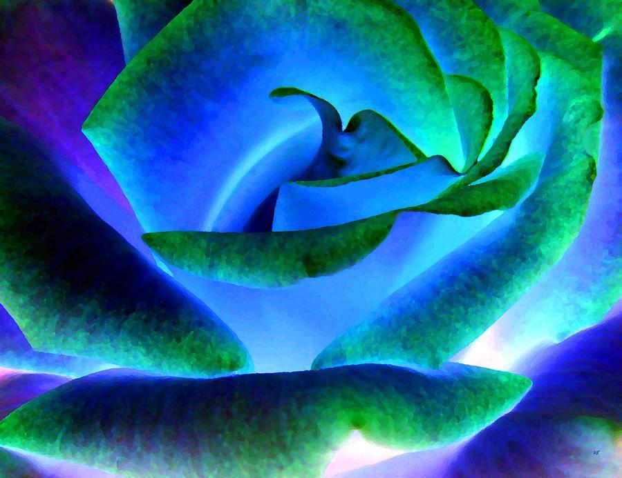 Blue Rose Blog
