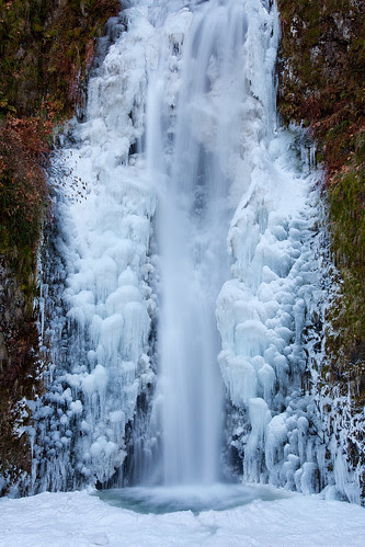 Frozen Multnomah por Jesse Estes