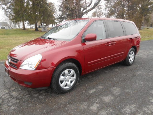 Used 2006 Kia Sedona for Sale in Sandusky OH 44870 Fitzgerald Auto Group
