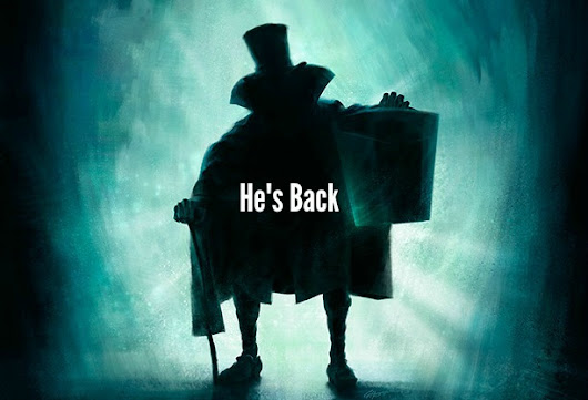 CONFIRMED: Disneyland Hatbox Ghost Returns to Haunted Mansion - Disney Dose
