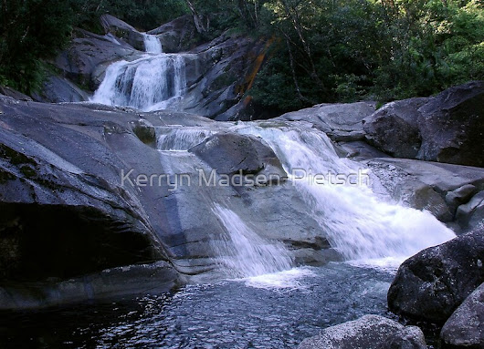 'Afternoon Delight ~ Josephine Falls. FNQ' by Kerryn Madsen-Pietsch