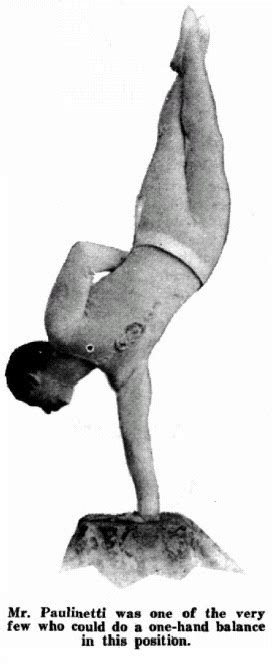 Historical and Cultural Background – Handstand Technique