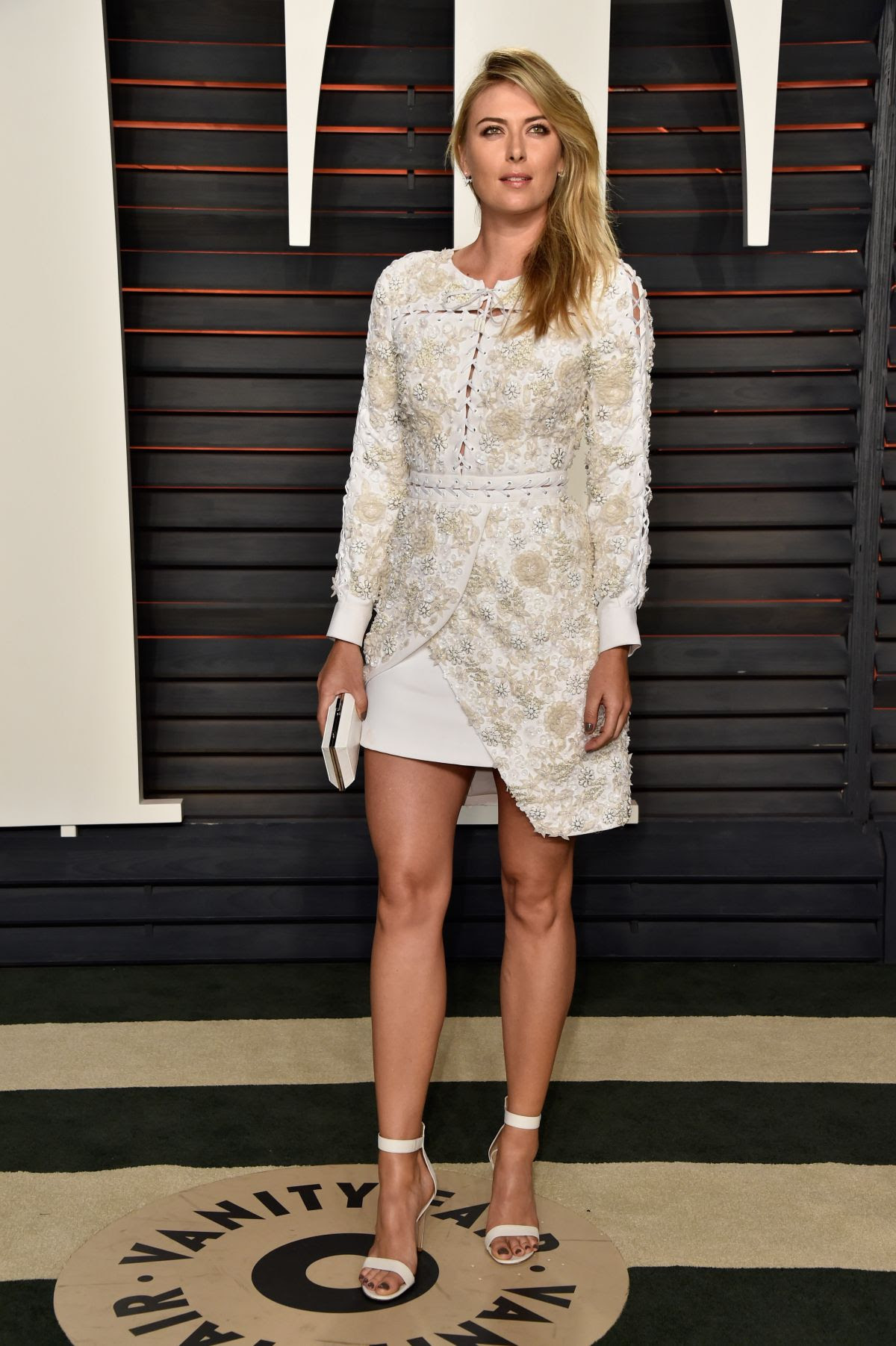 MARIA SHARAPOVA at Vanity Fair Oscar 2016 Party in Beverly Hills 02/28/2016