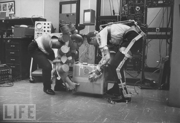 1961 2   Cornell Aeronautical Labs Man Amplifier   Neil Mizen (American)