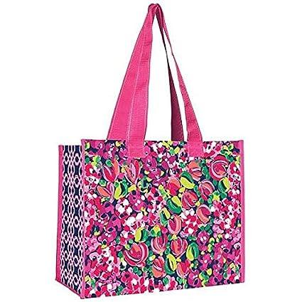 Lilly Pulitzer Market Bag, Wild Confetti