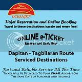 OceanJet Dapitan-Tagbilaran Route