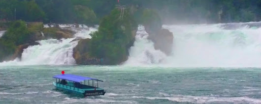 Western Europe 1: Rhine Falls & Black Forest Germany - Chic . Explore . ThinkerTen
