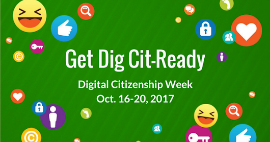 Digital Citizenship Week 2017