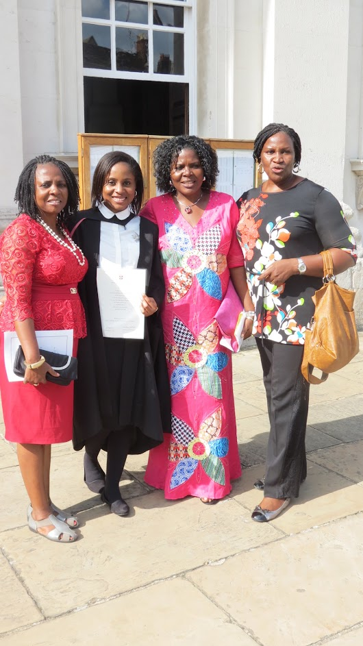 Mothers' Day and the Three Mums Who Raised Me