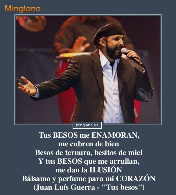 Frases De Canciones De Juan Luis Guerra