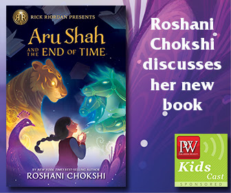 PW KidsCast: A Conversation with Roshani Chokshi