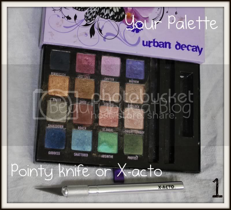 UrbanDecay Palette