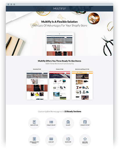 Shopify Themes | TemplateMonster