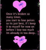 Broken Heart Images Broken Words Photo 26827754