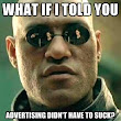 3 Ways to Make Advertising Not Suck in 2013